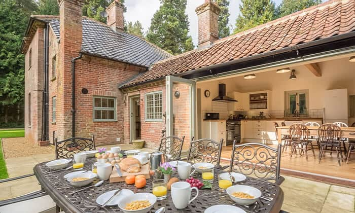 Larger homes Fabulous Norfolk holiday cottages